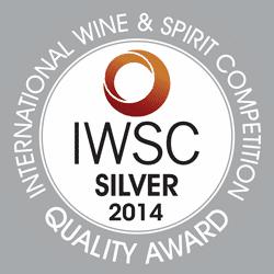 IWSC 2014 Silver Award