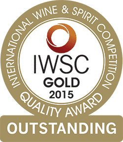 IWSC 2016 Gold Award - Outstanding