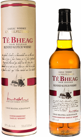 Te Bheag blended scotch whisky