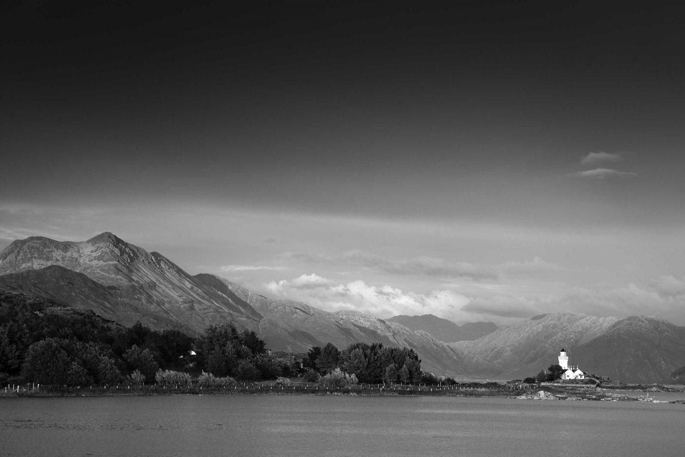 Eilean Iarmain Lighthouse, Isle of Skye